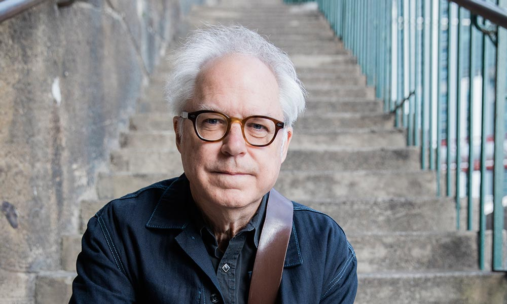 Bill Frisell Signs To Blue Note