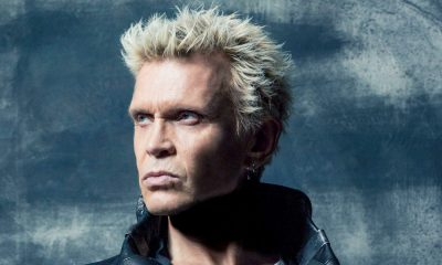 Billy Idol 2019 Tour