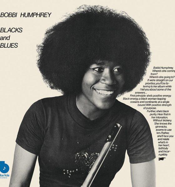 Bobbi Hunphrey Blacks And Blues album cover