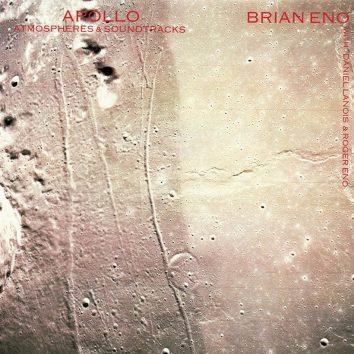Brian Eno Apollo Atmospheres And Soundtracks album cover