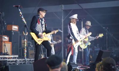 Cheap Trick Ramblin Man Fair 2019 Interview