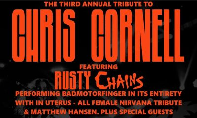 Chris Cornell Tribute Concert