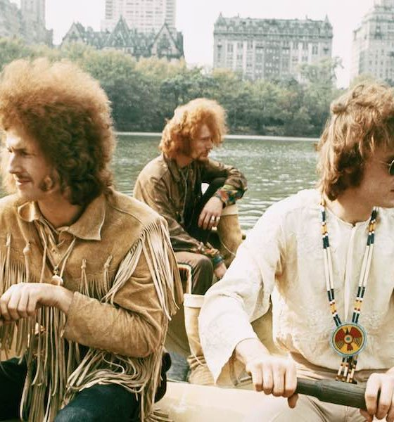 Cream Central Park GettyImages 74286670