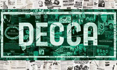 """Decca Records: A History Of """"The Supreme Record Company"""""""