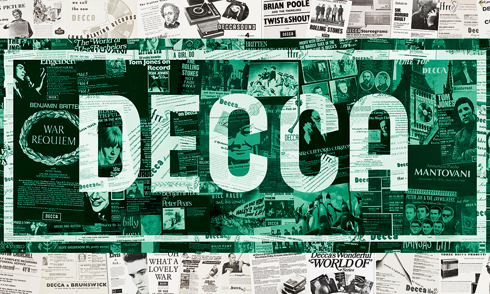 Decca Records A History Featured Image