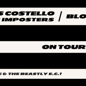 Elvis Costello Blondie tour