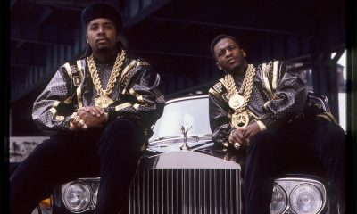 Eric B & Rakim Press Shot - Drew Carolan