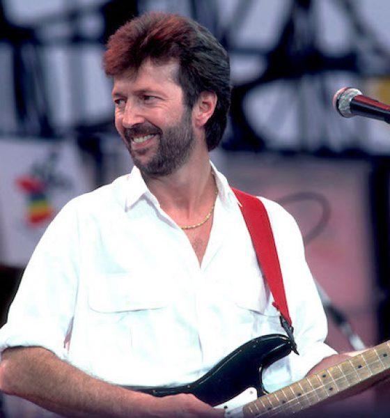 Eric Clapton Live Aid