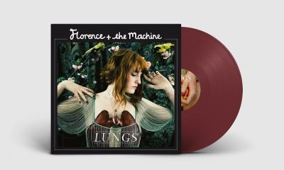 Coloured Vinyl Florence And Machine Lungs