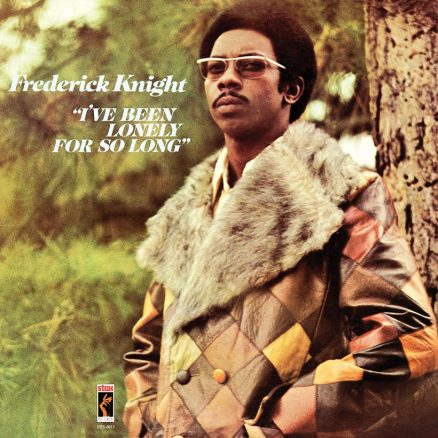 Frederick Knight I've Been Lonely For So Long album cover 820