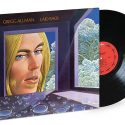 Gregg Allman's Solo Debut 'Laid Back' And Live Album For Multi-Format Reissue