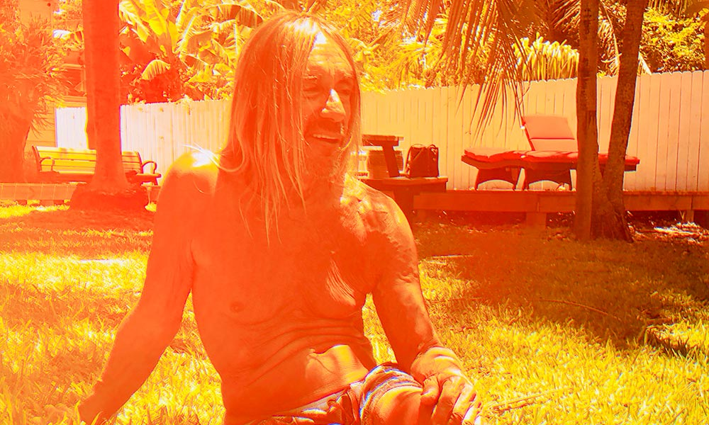 Iggy Pop James Bond Video