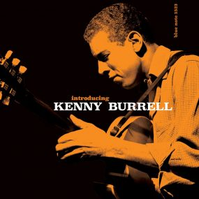 Introducing Kenny Burrell album cover