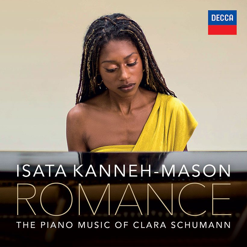 Isata Kanneh-Mason Romance cover