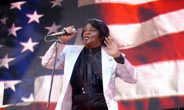 Best 4th of July songs - James-Brown---GettyImages-104917398