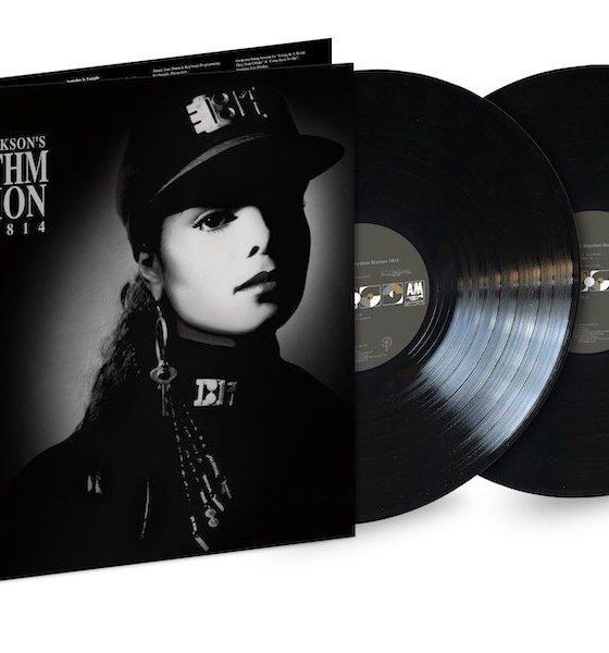 Janet Jackson Rhythm Nation 1814