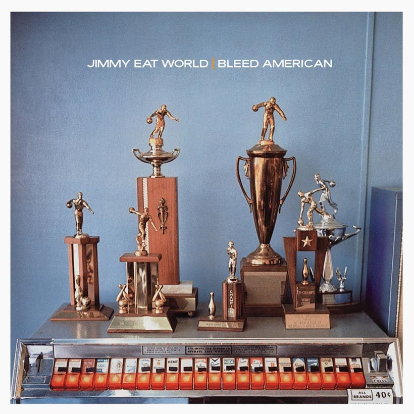 Jimmy Eat World Bleed American album cover