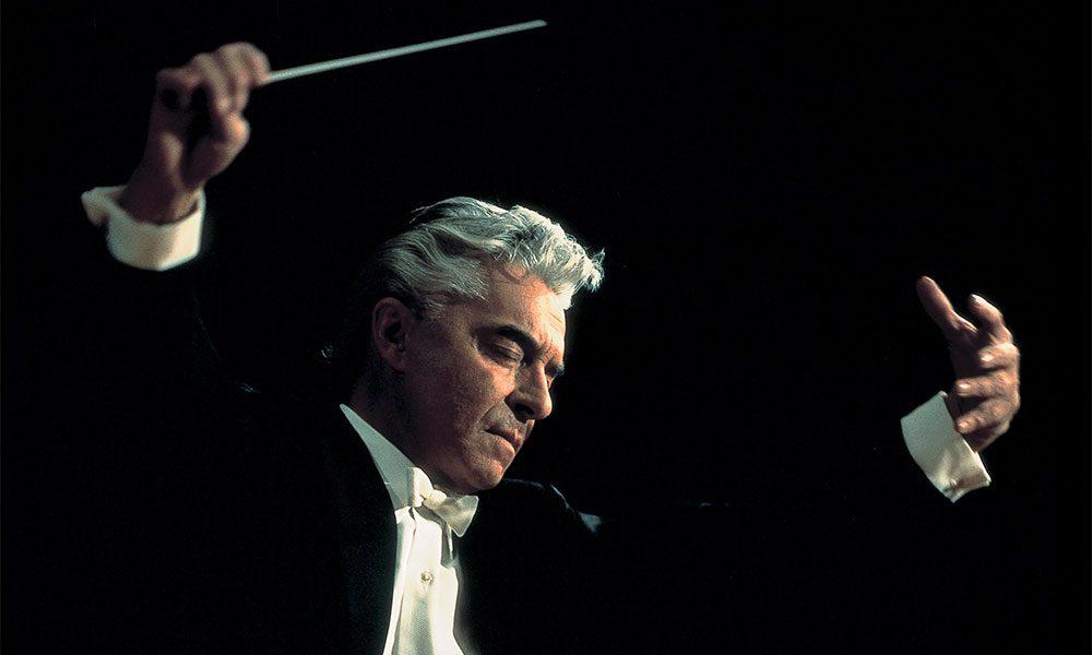 Herbert von Karajan photo