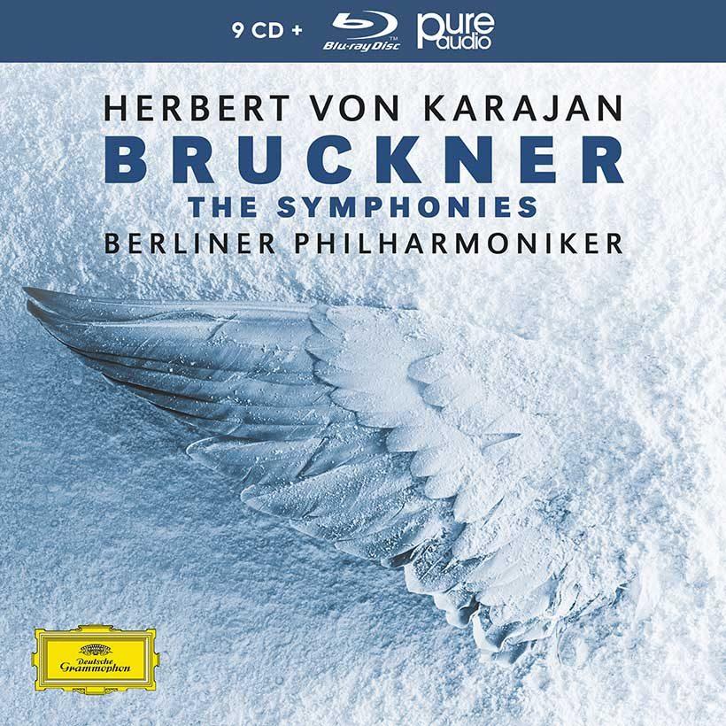 Karajan Bruckner Symphonies cover