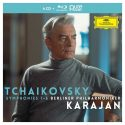 Karajan's Complete Tchaikovsky Symphonies Out Now On Blu-Ray Audio