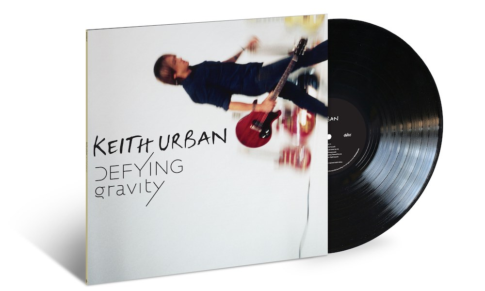 Two Key Albums By Country Superstar Keith Urban For Vinyl Release