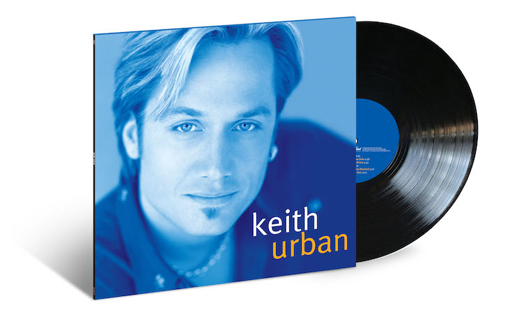 Keith Urban 1999 album