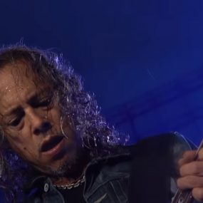 Metallica Cover Rammstein Song Engel Berlin