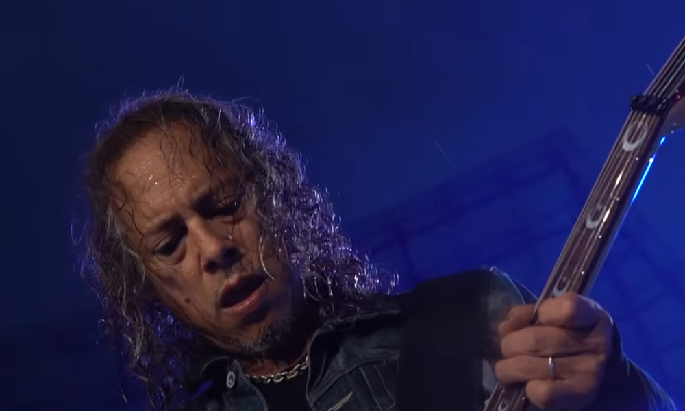 Watch Metallica Cover Rammstein's 'Engel' In Berlin