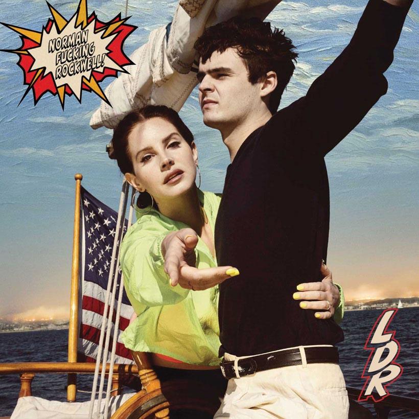 Lana Del Rey Norman F__king Rockwell Album