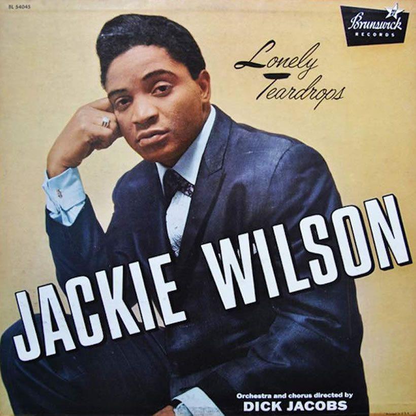 Lonely Teardrops album Jackie Wilson