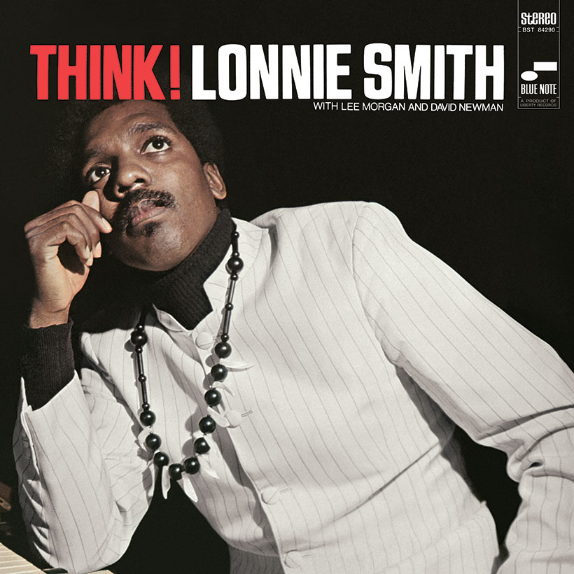 Lonnie Smith Think album cover