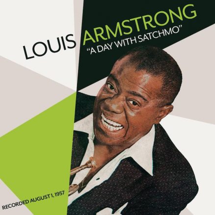 Louis Armstrong A Day With Satchmo