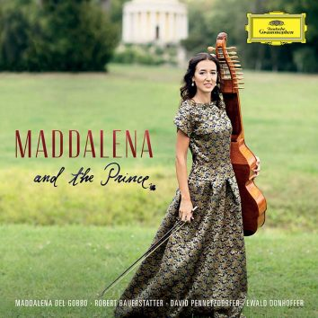 Maddalena And The Prince cover