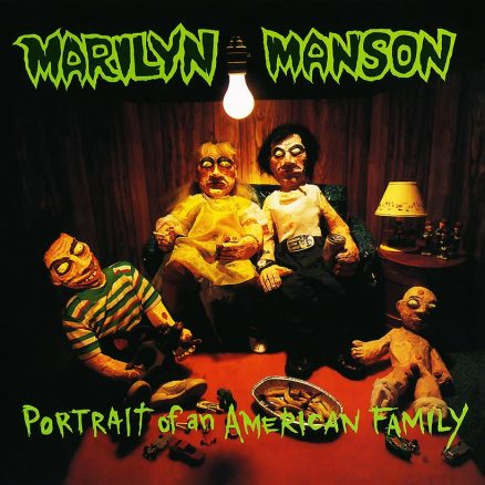 Marilyn Manson Portrait Of An American Family album cover