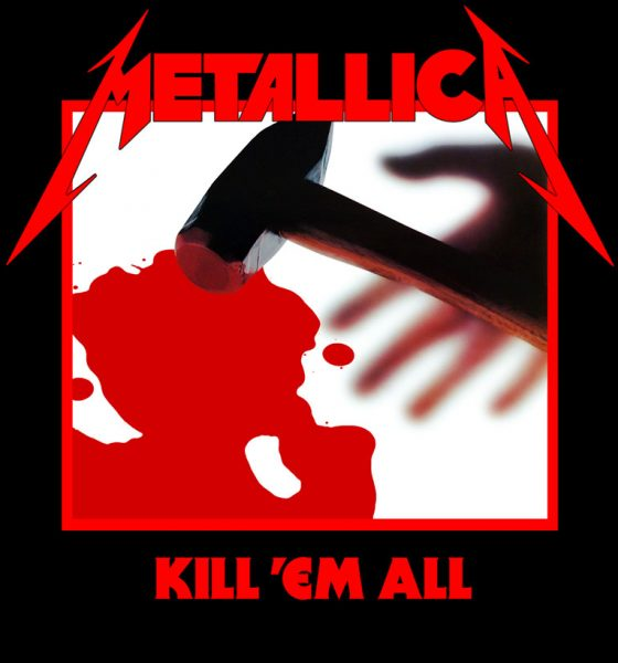 Metallica Kill Em All album cover