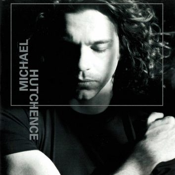 Michael Hutchence self titled album cover