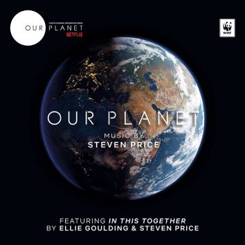 Our Planet soundtrack cover
