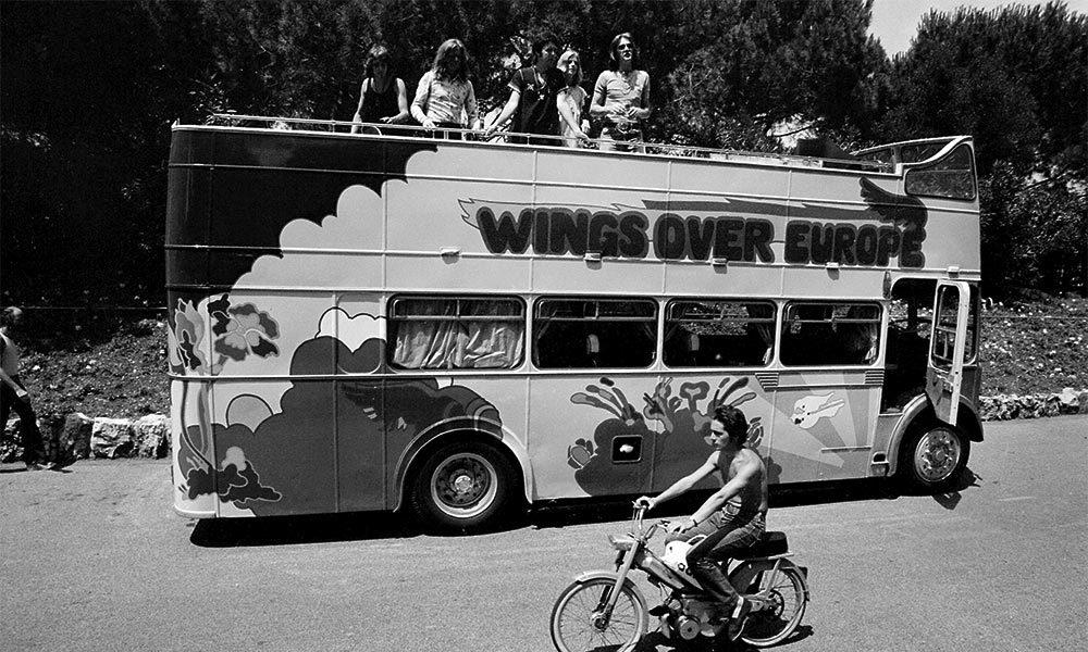 Paul McCartney Wings Over Europe