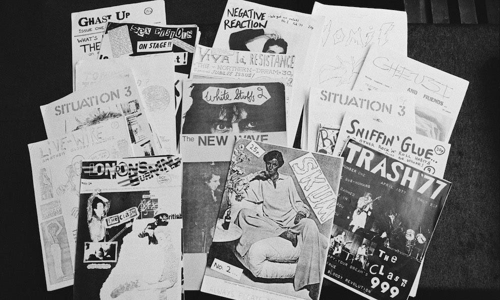 Punk-Fanzines---GettyImages-94471935