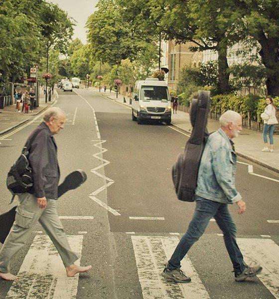 Pre-Beatles Quarry Men Record Abbey Road Studios