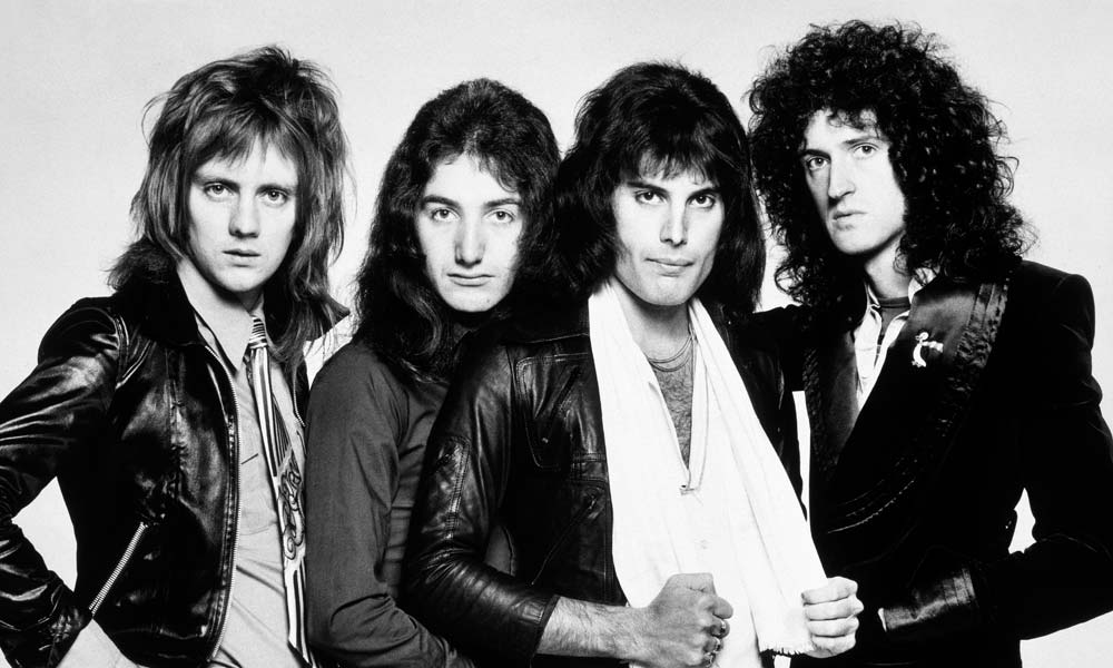 Queen In The 70s Photo