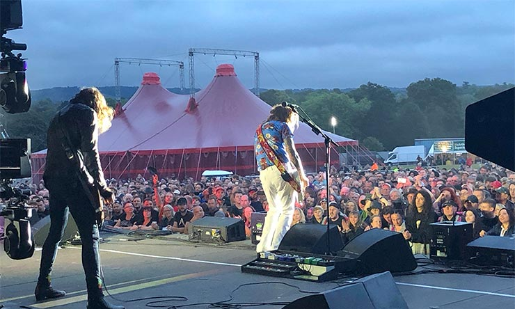 Ramblin Man Fair Friday The Darkness 740