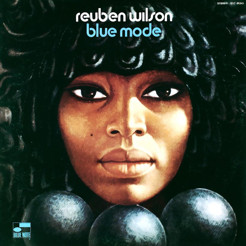 Reuben Wilson Blue Mode album cover 820