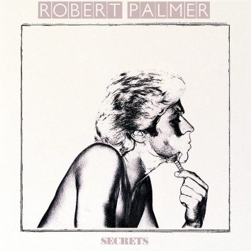 Robert Palmer Secrets album cover 820