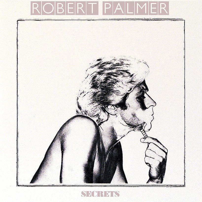 Robert Palmer Secrets album cover 820