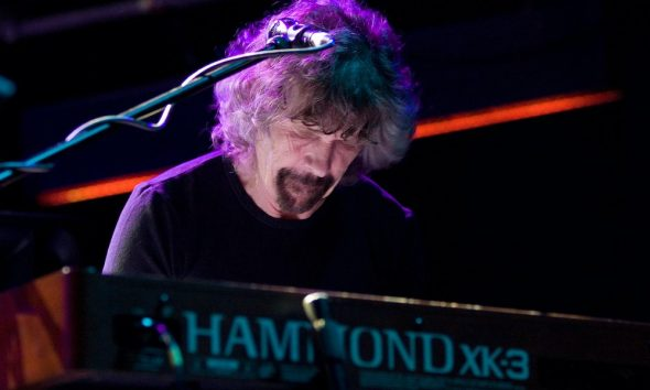 Rod Argent Zombies Hammond organ GettyImages 85105928