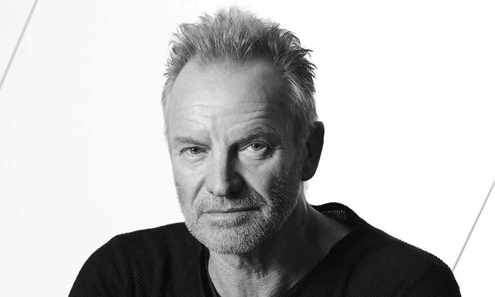 Sting My Songs Press Shot CREDIT: Mayumi Nashida