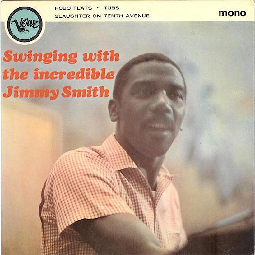 Swinging With Incredible Jimmy Smith EP