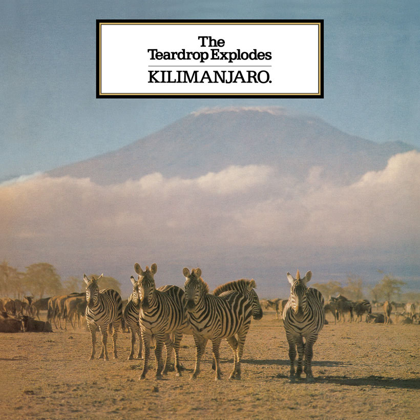 Teardrop Explodes' 'Kilimanjaro' And 'Wilder' Set For Vinyl Reissue