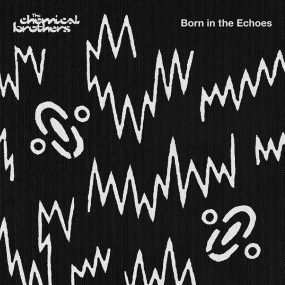 The Chemical Brothers Born In The Echoes album cover